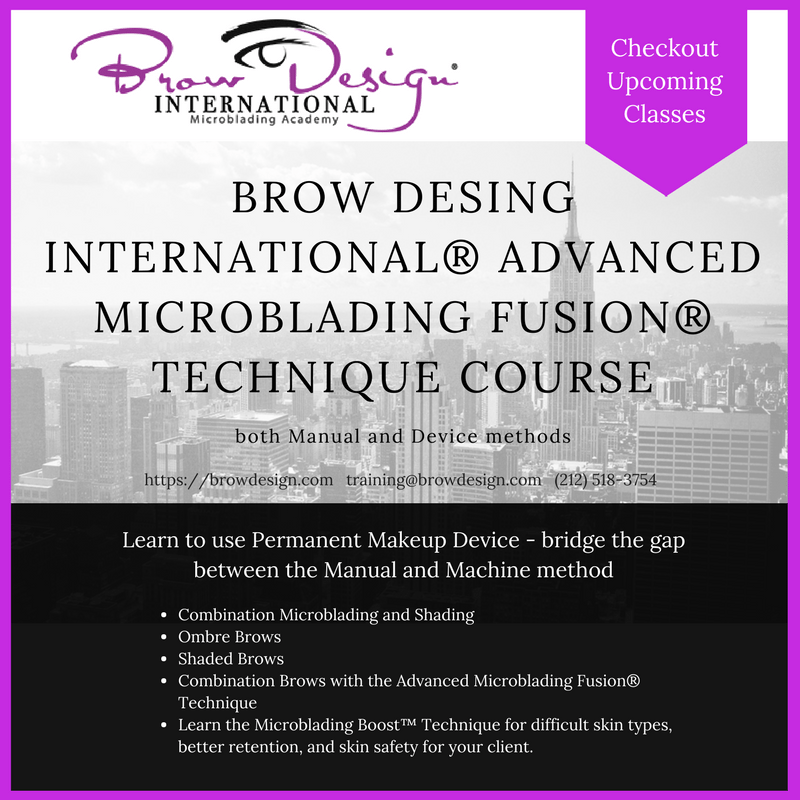 Microblading Training | Leading American Masters in Eyebrow Microblading