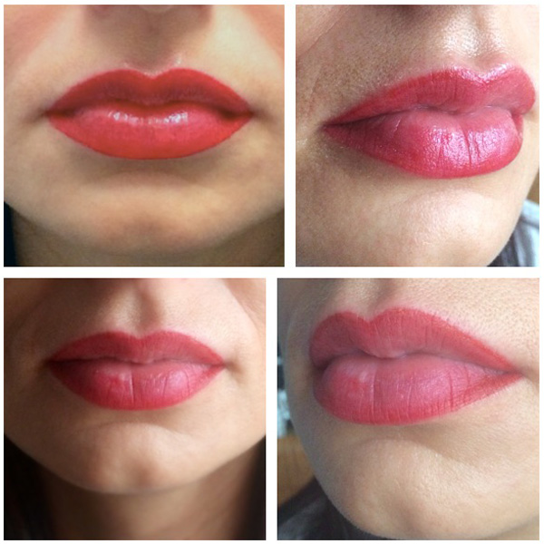 Permanent Makeup Procedures Lips Brow Design International