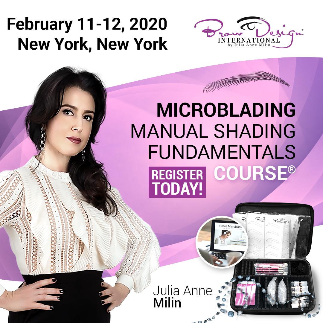 Microblading Fundamentals