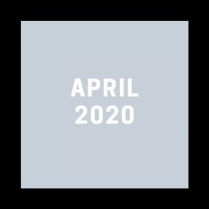 All April 2020