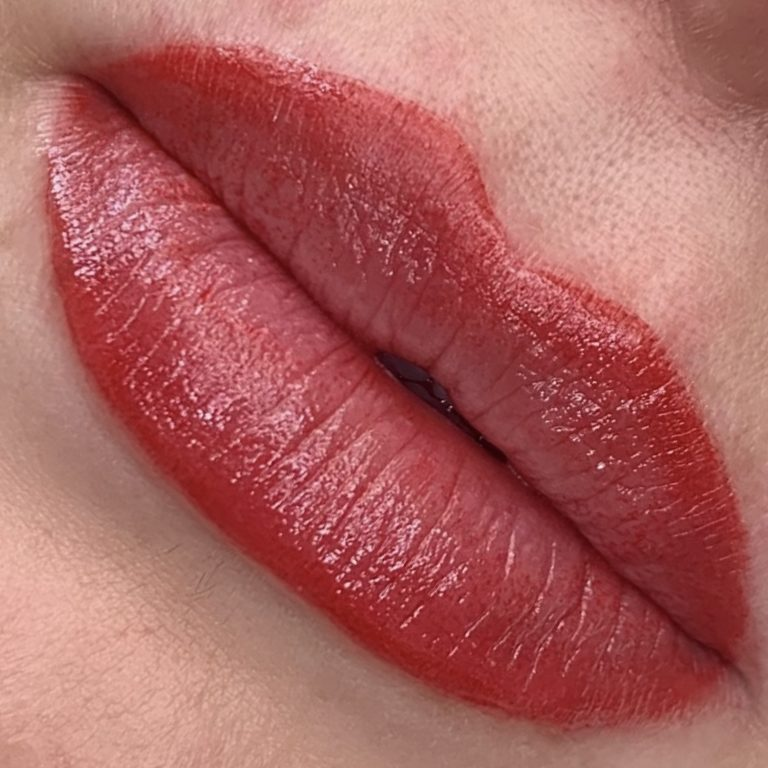 Permanent Ombre Lips