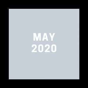 All May 2020