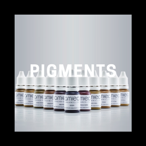 Microblading and Permanent Makeup Pigments