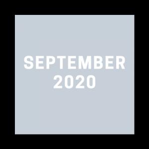 All September 2020