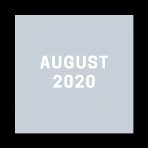 All August 2020