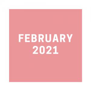 All February 2021